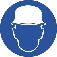 Hard Hat Pictogram