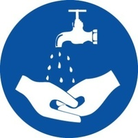 Hands Must be Washed Pictogram