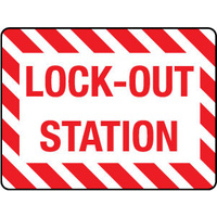Lock-Out Station