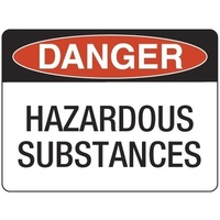 Danger Hazardous Substances