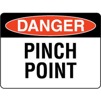 Danger Pinch Point