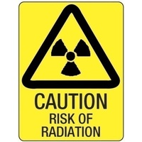 Caution Risk of Radiation