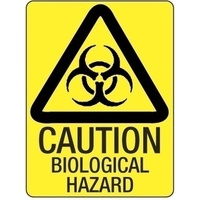 Caution Biological Hazard