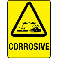 300x225mm - Poly - Corrosive