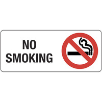 No Smoking (Landscape)