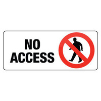 No Access (Landscape)