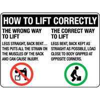 How to Lift Correctly The Wrong Way To Lift etc