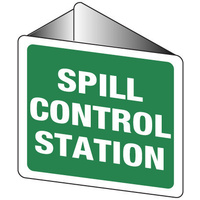 Off Wall - Spill Control Station