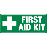 517TMP -- 300x140mm - Poly - First Aid Kit