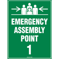 Emergency Assembly Point 1