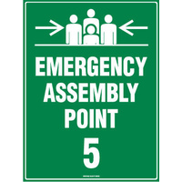 Emergency Assembly Point 5