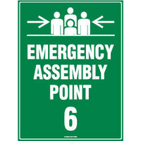 Emergency Assembly Point 6