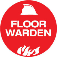 Floor Warden Pictogram