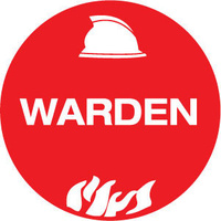 Warden Pictogram