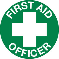 First Aid Officer Pictogram