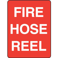 704MP -- 300x225mm - Poly - Fire Hose Reel