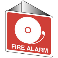 Off Wall - Fire Alarm (with pictogram)