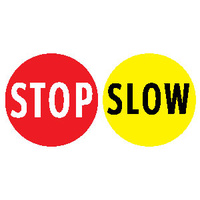 600 - CL1W - Stop/Slow Head - Suitable for the CL145SS