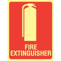 Fire Extinguisher - Luminous