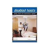 Disabled Hoist log book A5
