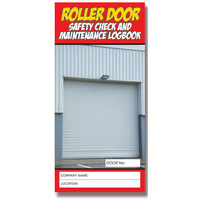 Roller Door log book DL