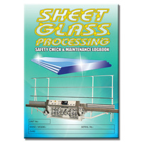 Sheet Glass Embellishments log book A4