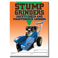Stump Grinder log book A5