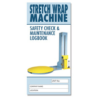 Stretch Wrap Machine log book DL