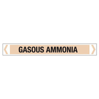 Gaseous Ammonia
