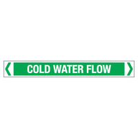 Cold Water Flow