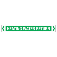 Heating Water Return