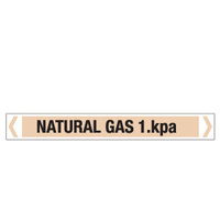 Natural Gas 1.1kpa