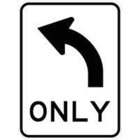 (Arrow Up and Left) Only