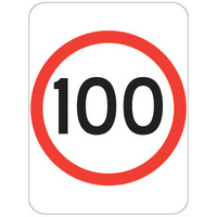 100 Speed Restriction