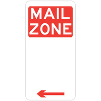 Mail Zone (Left Arrow)