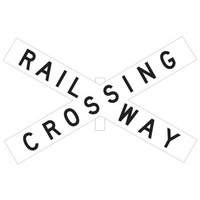 Railway Crossing Positions (Each Crossarm)