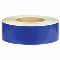 Reflective Tape - Blue - Class 2 Engineer Grade