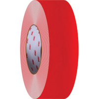 50mm x 5mtr - Class 2 Reflective Tape - Red