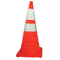 Retractable Traffic Cones
