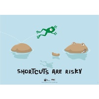 Shortcuts are Risky