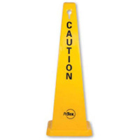 890mm -  Safety Cone - Caution
