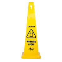 Caution Workers Above