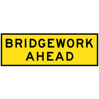 Bridgework Ahead