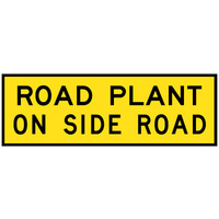 1800x600mm - CL1W BED - Road Plant On Side Road