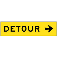 Detour (Arrow Right)