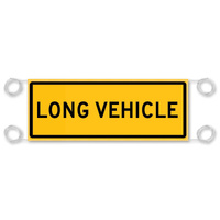 Long Vehicle - Vinyl Banner