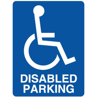Disabled Parking (with symbol)