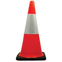Traffic Cones - Reflective - Orange
