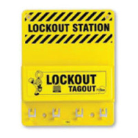 Equipment Lockout Station