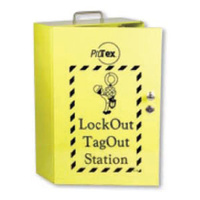 Steel Lockout Station